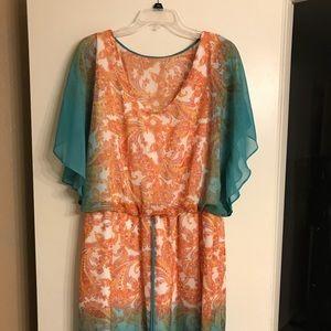 Bisou Bisou Dress. Size 16.
